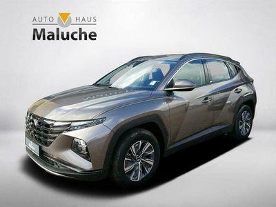 gebraucht Hyundai Tucson NEWSELECT+LED-Grilldesign-/Fkt-/Navi-Pkt Neuwagen, bei Autohaus Maluche GmbH