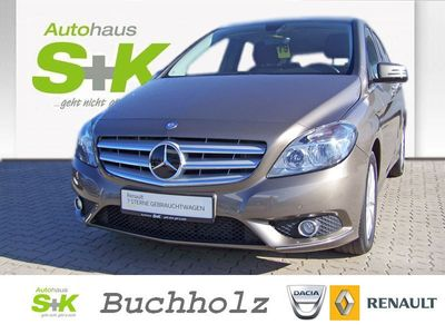 käytetty Mercedes B180 MercedesBlueEfficiency + Navi+Sitzheiszung