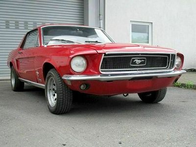 """gebraucht Ford Mustang """"NO RESERVE"""" 1968"""