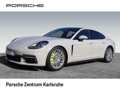 gebraucht Porsche Panamera 4 E-Hybrid 2.9 BOSE LED PDLS 20-Zoll