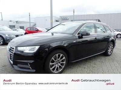 gebraucht Audi A4 Avant sport 1.4 TFSI S line S tronic NAVI,SHZ
