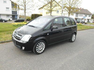 gebraucht Opel Meriva Cosmo Leder,Xenon,Navi,Sitzheizung