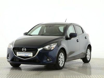gebraucht Mazda 2 Exclusive-Line PDC FSE SHZ USB Klima
