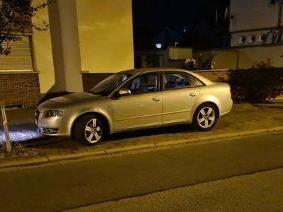 gebraucht Audi A4 Cabriolet 2.0 TDI DPF