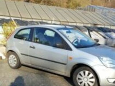 gebraucht Ford Fiesta 1.4