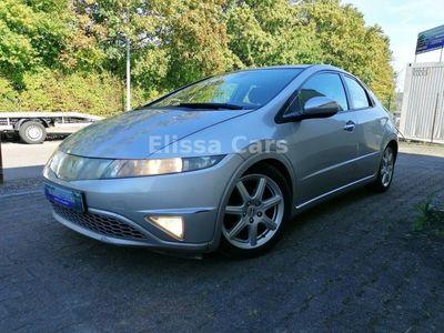 gebraucht Honda Civic Lim. 5 2.2 CTDI Sport *KLIMA*