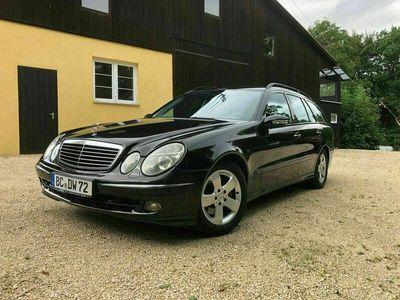gebraucht Mercedes 320 Mercedes Benz W 211 -CDI - Avantgarde...