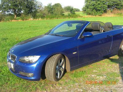 gebraucht BMW 320 Cabriolet i Aut. als Cabrio/Roadster in Lunestedt
