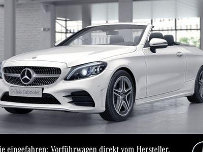 gebraucht Mercedes C220 d Ca AMG Spiegel-P. Navi Multibeam Kamera