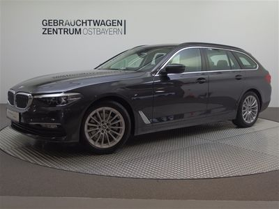 second-hand BMW 520 d Touring Aut. NaviProf+HUD+LED+SHZ+PDC+