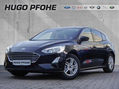 gebraucht Ford Focus Cool & Connect 1.0 EcoBoost 5-türig