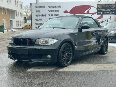 gebraucht BMW 120 Cabriolet d M Sport-Paket M-Technic als Cabrio/Roadster in Germersheim