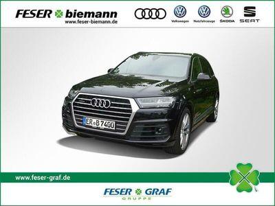 gebraucht Audi Q7 50 TDI qu tiptr 3x S line 7 Sitze Bose Matrix