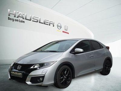 gebraucht Honda Civic 1.8 Sport (Euro 6) mit Rückfahrkamera, PDC vo.& hi., Fahrerassistenz-Paket und Navi