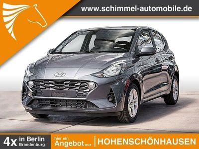 gebraucht Hyundai i10 NEW 1.0 Benzin M/T Trend Klima Einparkhilfe