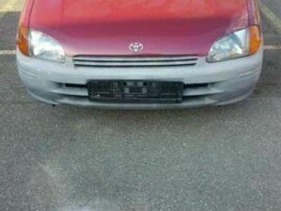 gebraucht Toyota Starlet Automatick AHK. nur 59000km.