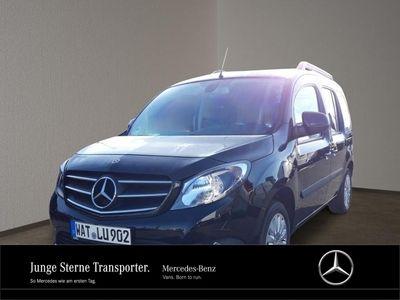 gebraucht Mercedes Citan 111 T ED L Tourer Edition
