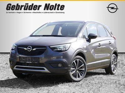 gebraucht Opel Crossland X 1.2 Turbo Innovation PDC INTELLILINK