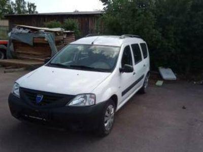 used Dacia Logan MCV 1,5 dCi Laureate AHK