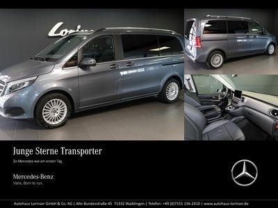 gebraucht Mercedes V250 d avantgarde edition kompakt comand/led