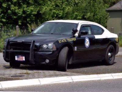 gebraucht police dodge charger 2008 km in mainz. Black Bedroom Furniture Sets. Home Design Ideas