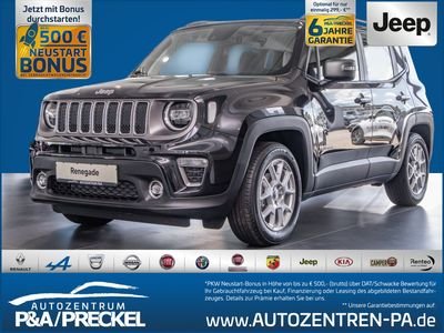 gebraucht Jeep Renegade Limited 1.0 T-GDI /LED/Navi/Carplay