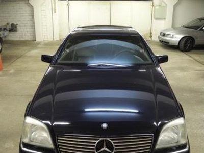 gebraucht Mercedes 500 1. Hand