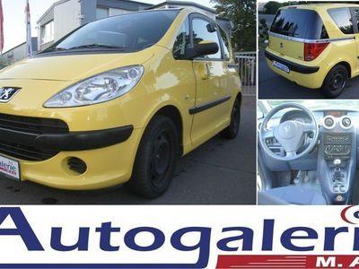 gebraucht Peugeot 1007 1.4 HDI Filou *Guter Zustand*