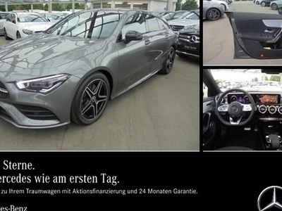 gebraucht Mercedes CLA220 SB