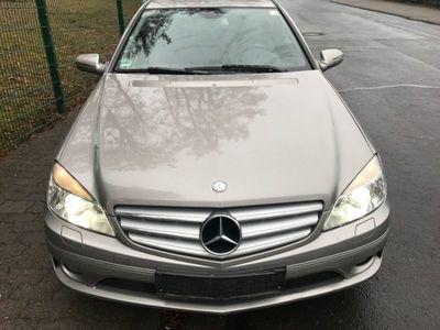 gebraucht Mercedes CLC200 CDI DPF Sportpaket 67TKM