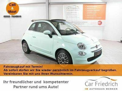 gebraucht Fiat 500C 0.9 8V TwinAir Turbo Lounge Cabrio als Cabrio/Roadster in Steinfurt-Borghorst