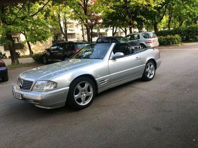 gebraucht Mercedes 280 Roadster SL SLGaa Anlage