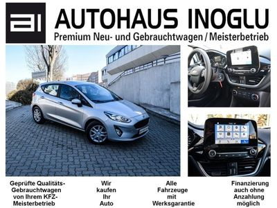 gebraucht Ford Fiesta 1.0 100PS Cool&Connect Klima SHZ PDC SyncIII BT BC NSW-Euro6