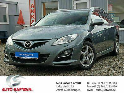 gebraucht Mazda 6 2.2 MZR-CD 120kW DPF Edition*1.Hand*