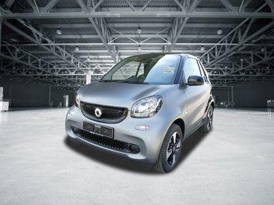gebraucht Smart ForTwo Cabrio 66kW+twinamic+Prime+PTS hi+SHZ+