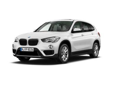 used BMW X1 xDrive20d Advantage