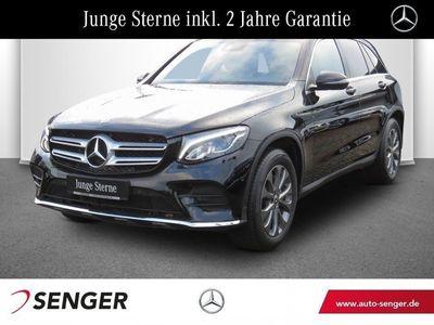gebraucht Mercedes GLC250 d 4M AMG Line Navi LED Kamera Standhzg. Fahrzeuge kaufen und verkaufen