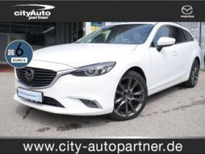 gebraucht Mazda 6 2.2 CD SKYACTIV-D 175 Sports-Line