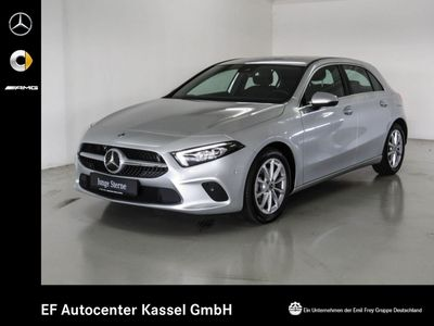 gebraucht Mercedes A200 7G Progressive+LED+PremiumNavi+MBUX+ParkAssi