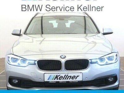 gebraucht BMW 320 d Navi,17 Zoll, erst 9450 km 47% unter eh.UP