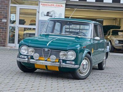 gebraucht Alfa Romeo Giulia 1600 TI, letzten 25 Jahre 1Besitzer, TOP!