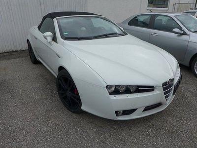 gebraucht Alfa Romeo Spider 2.4 JTD 20V Q-Tronic