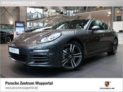 gebraucht Porsche Panamera 4S Sportabgasanlage Lenkradheizung Luftfederung