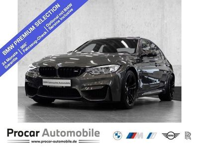 gebraucht BMW M3 M DKG Navi Prof. Klimaaut. Glasdach Head-Up