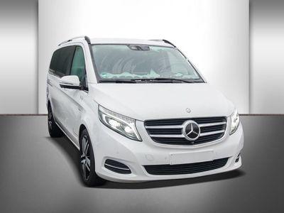 gebraucht Mercedes V250 V-Klassed Avant. Edition Avantgarde COMAND 360Kam