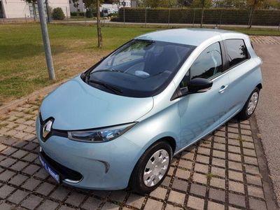 """gebraucht Renault Zoe Life """"KLIMAAUTOMATIK/NAVIGATION/TEMPOMAT"""""""