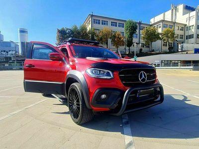"""gebraucht Mercedes X250 d 4MATIC Aut. RED POWER EDITION 21"""" Navi"""