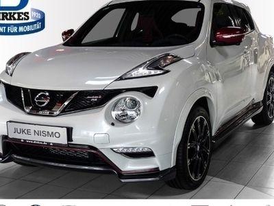 used Nissan Juke Nismo RS 1.6 DIG-T Reacaro AVM Navi Keyless LED-Tagfahrlicht