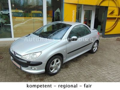 käytetty Peugeot 206 CC Cabriolet Platinum