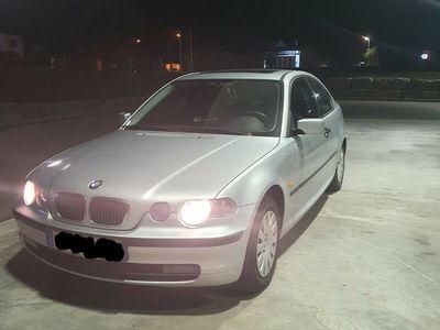 gebraucht BMW 318 Compact td als Limousine in Uffenheim